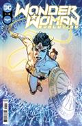 Wonder Woman Evolution #1 (of 8) Cvr A Mike Hawthorne