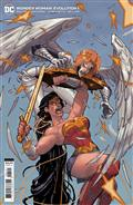 Wonder Woman Evolution #1 (of 8) Cvr B Riley Rossmo Card Stock Var