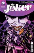 Joker 2021 Annual #1 (One Shot) Cvr A Francesco Francavilla