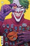 Joker 2021 Annual #1 (One Shot) Cvr B Dan Hipp Card Stock Var