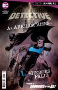 Detective Comics 2021 Annual #1 (One Shot) Cvr A Viktor Bogdanovic