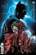 Detective Comics 2021 Annual #1 (One Shot) Cvr B Jason Fabok Card Stock Var