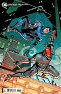 Nightwing 2021 Annual #1 (One Shot) Cvr B Max Dunbard Card Stock Var