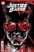 Justice League Dark 2021 Annual #1 (One Shot) Cvr A Sebastian Fiumara