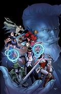 Justice League Dark 2021 Annual #1 (One Shot) Cvr B Paul Renaud Card Stock Var