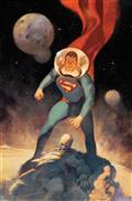 Action Comics #1037 Cvr B Julian Totino Tedesco Card Stock Var