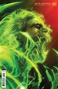 DC vs Vampires #2 (of 12) Cvr B Francesco Mattina Card Stock Var
