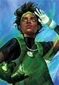Green Lantern #8 Cvr B Juliet Nneka Card Stock Var