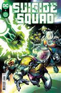 Suicide Squad #9 Cvr A Eduardo Pansica
