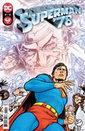 Superman 78 #4 (of 6) Cvr A Brad Walker