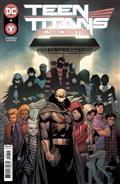 Teen Titans Academy #9 Cvr A Rafa Sandoval