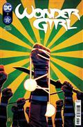 Wonder Girl #7 Cvr A Matteo Scalera
