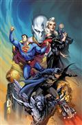 Batman Superman The Archive of Worlds HC