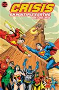 Crisis On Multiple Earths TP Book 02 Crisis Crossed