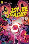 Justice League By Scott Snyder Deluxe Edition HC Book 03