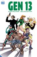 Gen 13 Starting Over The Deluxe Edition HC