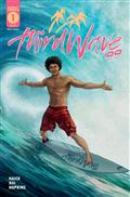 Third Wave 99 #1 Cvr A Louis XIII Cover