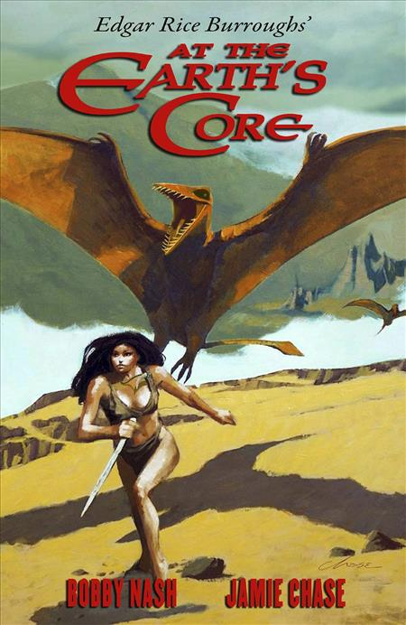EDGAR RICE BURROUGHS AT THE EARTHS CORE LTD HC (C: 0-1-2)