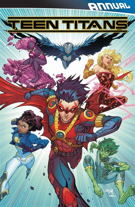 Off Of The Teen Titans 64