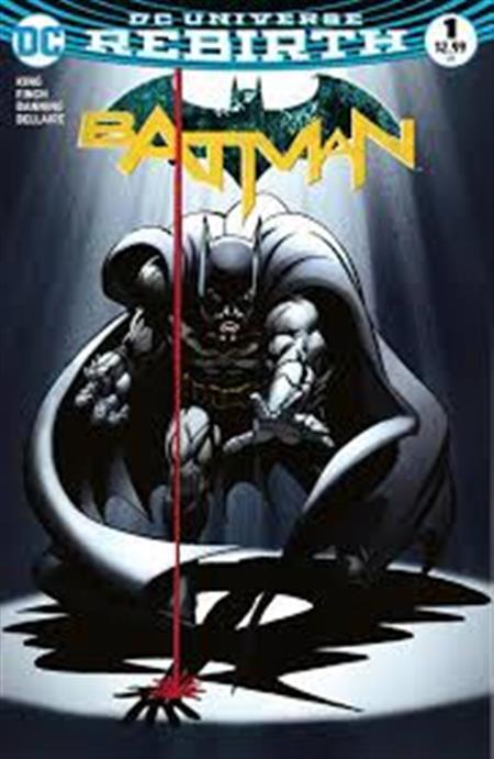 BATMAN #1 DCBS EXCLUSIVE NEAL ADAMS VARIANT