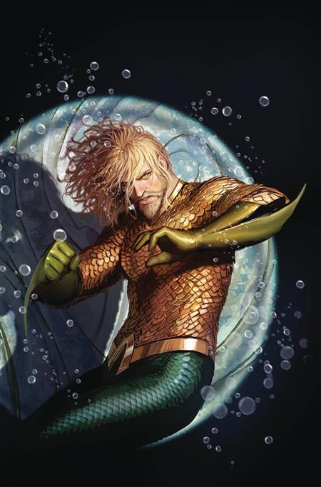 AQUAMAN #25 (NOTE PRICE)