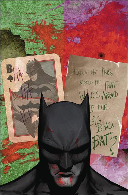BATMAN #25 (NOTE PRICE)