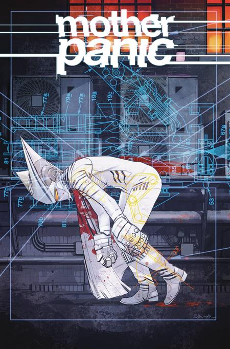MOTHER PANIC #8 (MR)