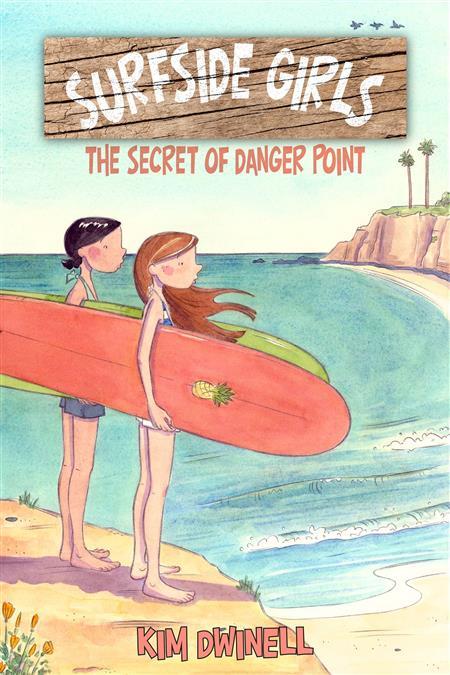 SURFSIDE GIRLS GN VOL 01 SECRET OF DANGER POINT