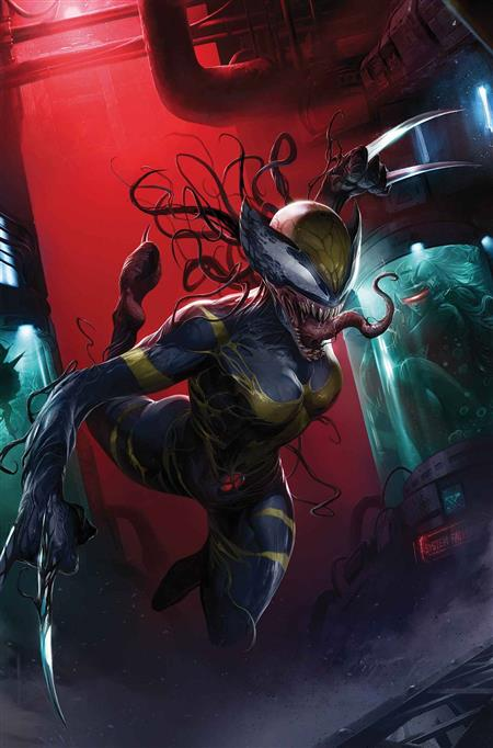 EDGE OF VENOMVERSE #1 (OF 5) *Special Discount*