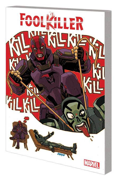 FOOLKILLER TP VOL 01 PSYCHO THERAPY *Special Discount*