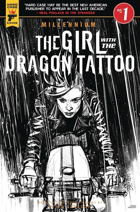 MILLENIUM GIRL WITH THE DRAGON TATTOO #1 CVR B COKER (MR)