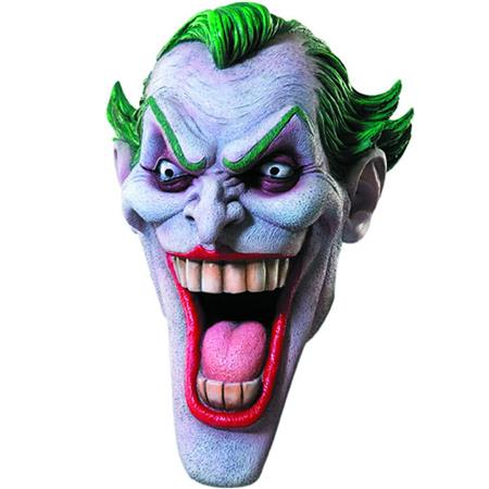 JOKER DLX LATEX MASK (C: 1-0-2)