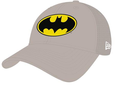 BATMAN SYMBOL WASHED TRUCKER SNAP BACK CAP (C: 1-1-2)