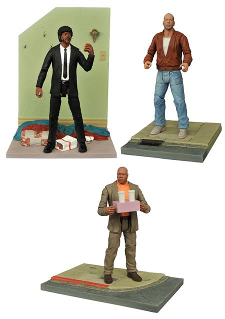 PULP FICTION SELECT AF SERIES 1 ASST (C: 1-1-2)