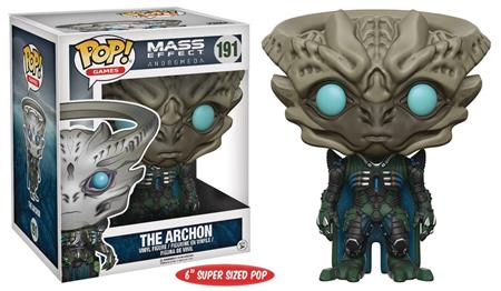 POP MASS EFFECT ANDROMEDA ARCHON 6IN VINYL FIG (C: 1-1-2)