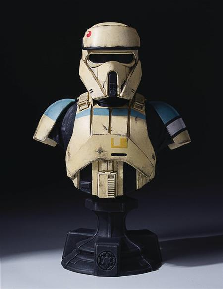 SW ROGUE ONE SHORETROOPER CLASSIC BUST (Net) (C: 1-1-2)