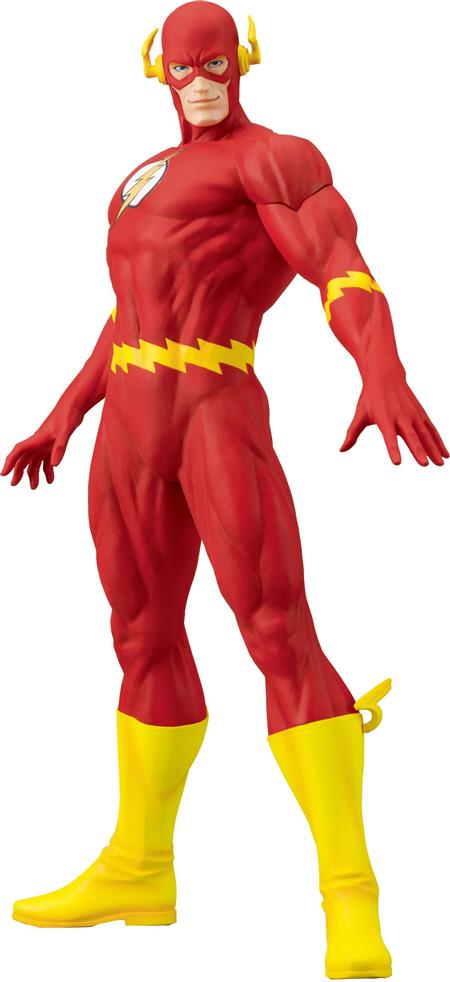 DC COMICS FLASH ARTFX STATUE (C: 1-1-2)