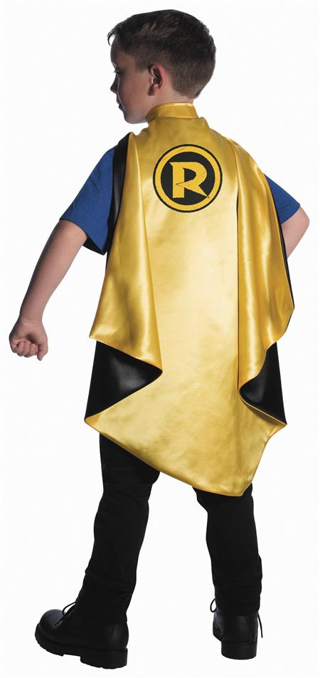 DC HEROES ROBIN COSTUME YOUTH CAPE (C: 1-0-2)