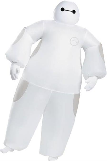 BIG HERO 6 BAYMAX INFLATABLE ADULT UNI-SEX COSTUME (C: 1-0-2