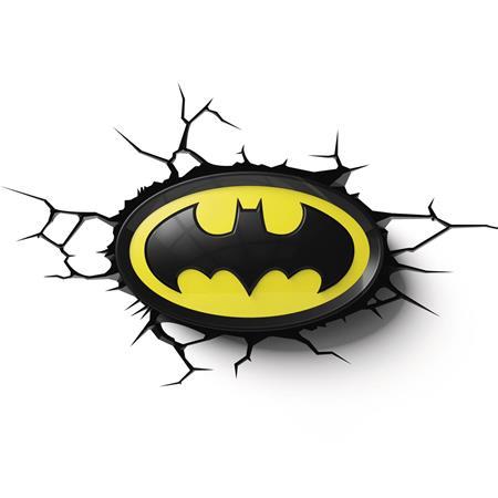 DC 3D BATMAN LOGO LIGHT (C: 1-1-1)