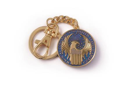 FANTASTIC BEASTS MACUSA CREST KEYCHAIN (C: 1-0-2)