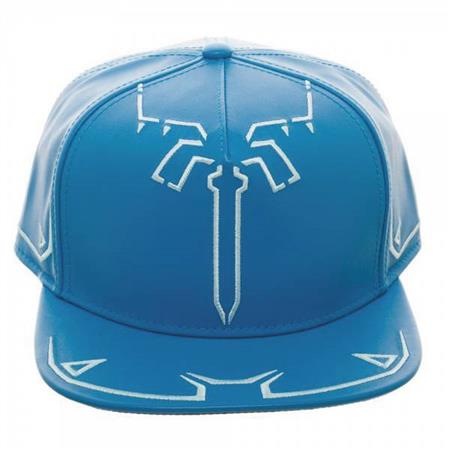 ZELDA BREATH OF THE WILD TUNIC PU LEATHER SNAPBACK (C: 1-1-2