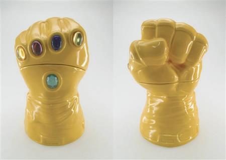 MARVEL HEROES INFINITY GAUNTLET PX COOKIE JAR (C: 1-1-2)