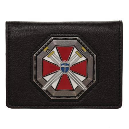 RESIDENT EVIL METAL BADGE ID WALLET (C: 1-0-2)