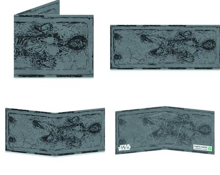 STAR WARS HAN IN CARBONITE PX MIGHTY WALLET (Net) (C: 1-1-1)