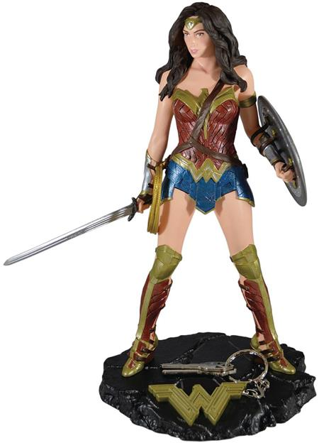 DC MOVIE WONDER WOMAN FINDERS KEYPER (C: 1-1-2)
