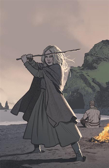 SWORD DAUGHTER #1 CVR A