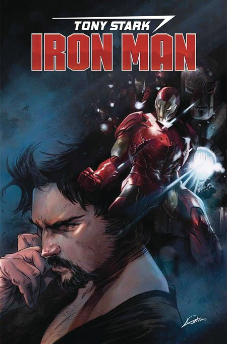 TONY STARK IRON MAN #1