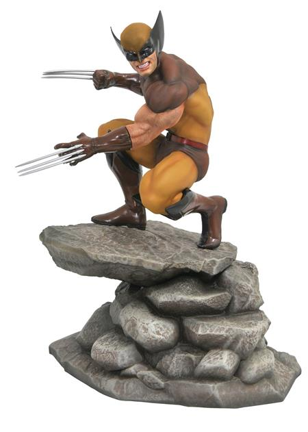 MARVEL GALLERY WOLVERINE COMIC PVC STATUE (C: 1-1-2)