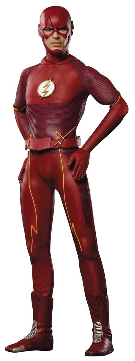 DC TV THE FLASH BARRY ALLEN 1/8 AF (Net) (C: 1-1-2)